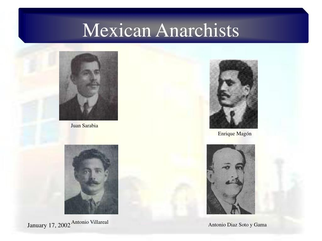 Mexican Anarchists