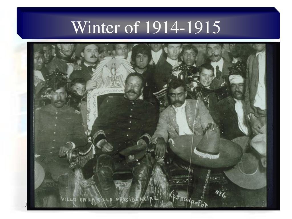 Winter of 1914-1915