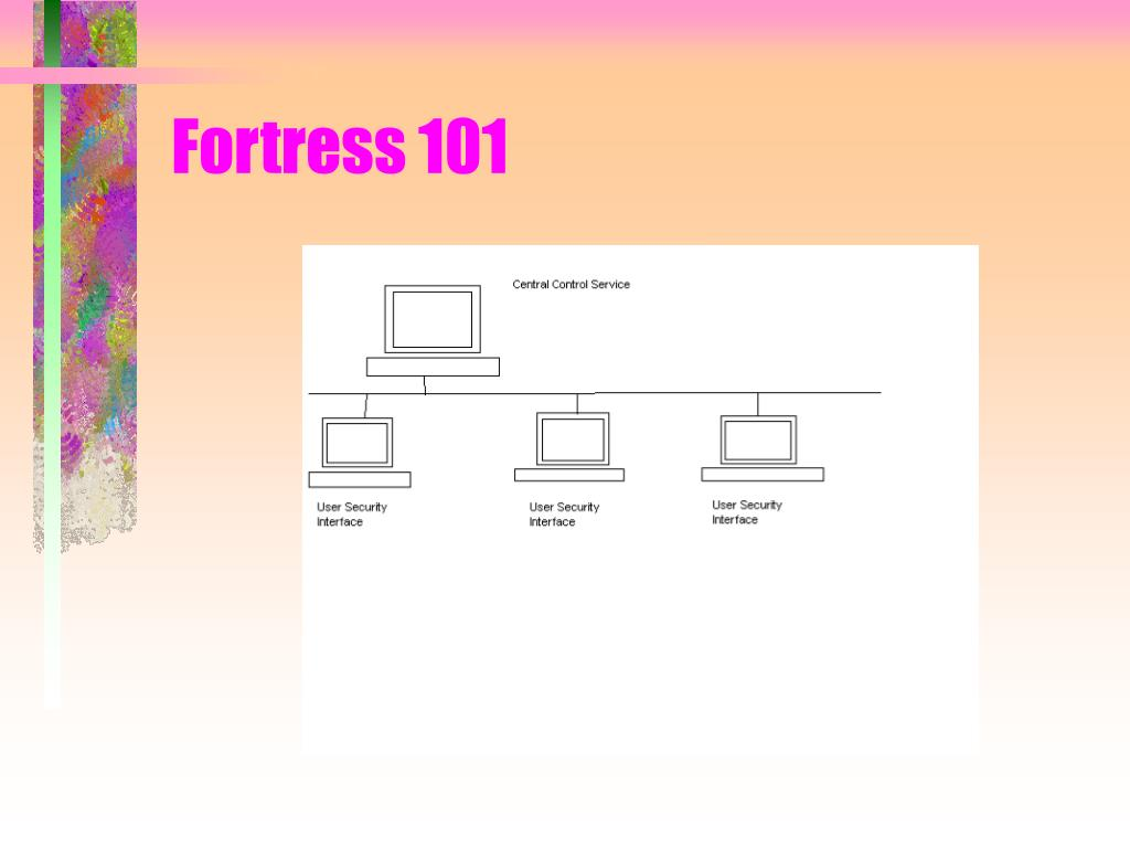 Fortress 101