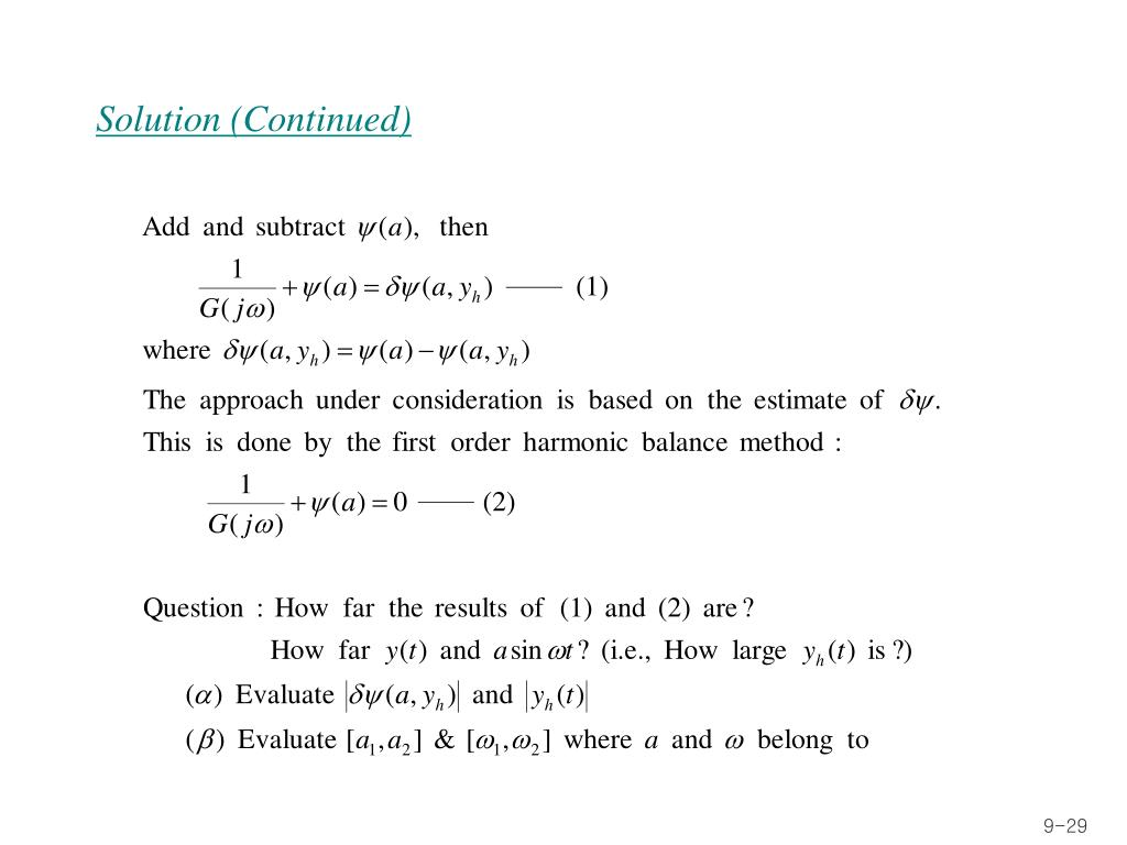 Solution (Continued)
