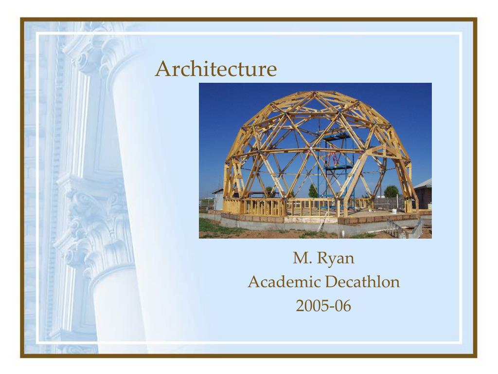 m ryan academic decathlon 2005 06 l.