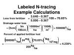 labeled n tracing example calculations41