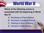world war ii3