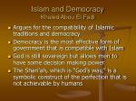 islam and democracy khaled abou el fadl