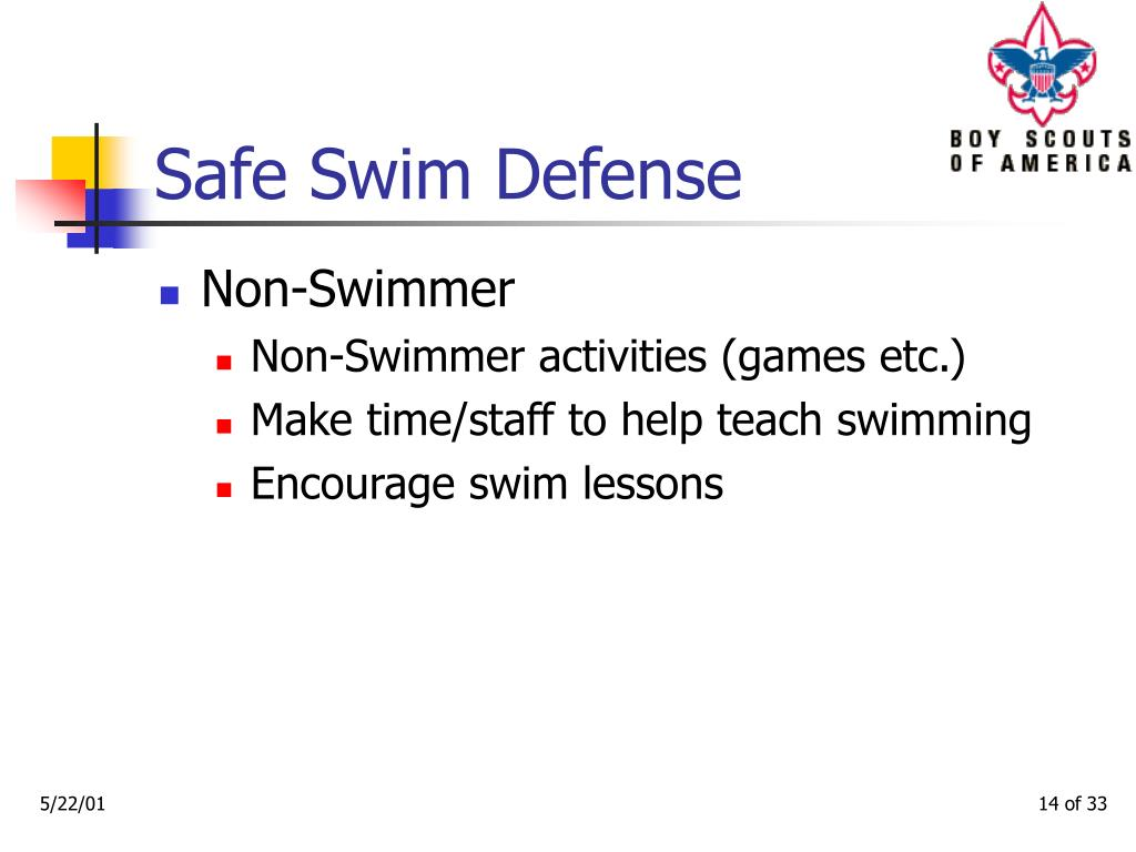 Safe Swim Defense