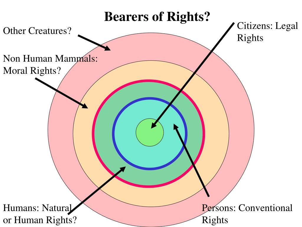 Bearers of Rights?