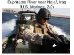 euphrates river near najaf iraq u s marines 2 2