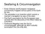 seafaring circumnavigation