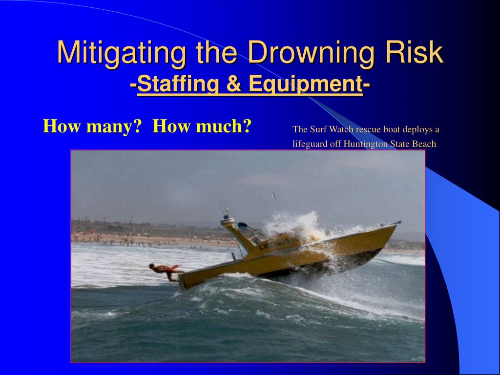 Mitigating the Drowning Risk