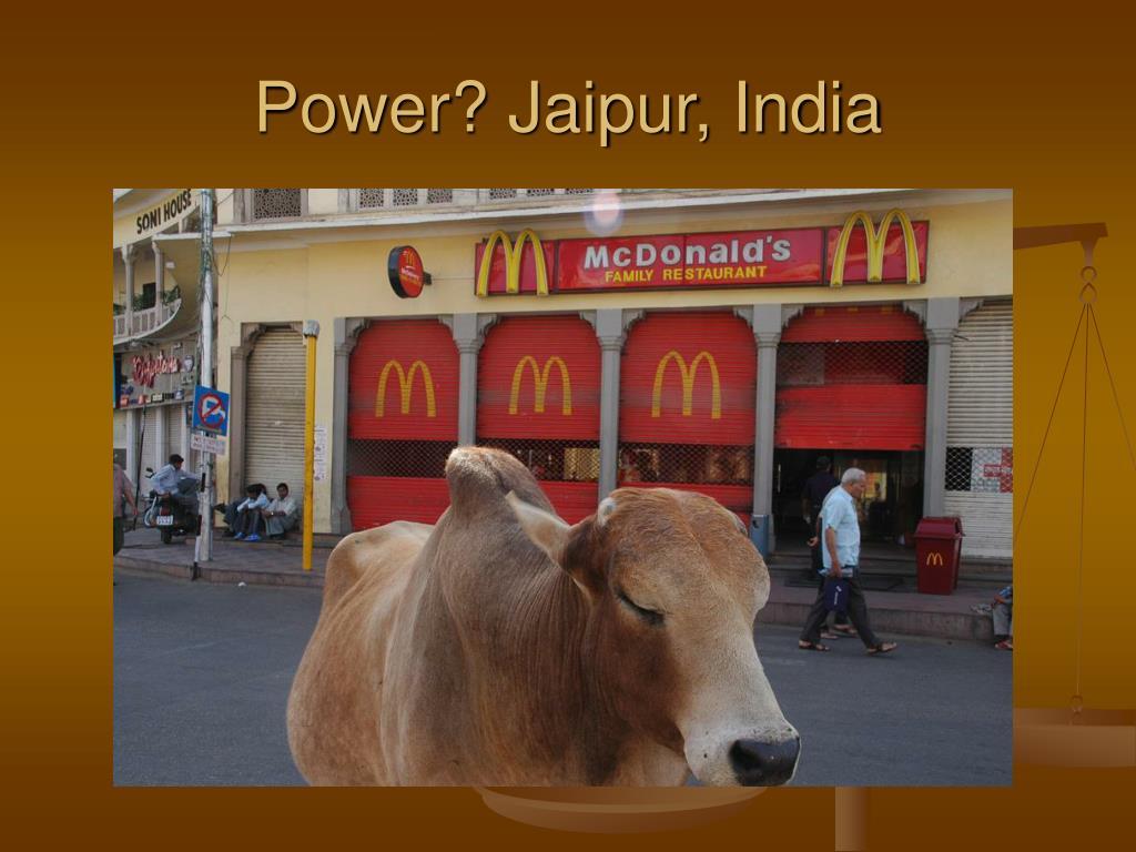 Power? Jaipur, India