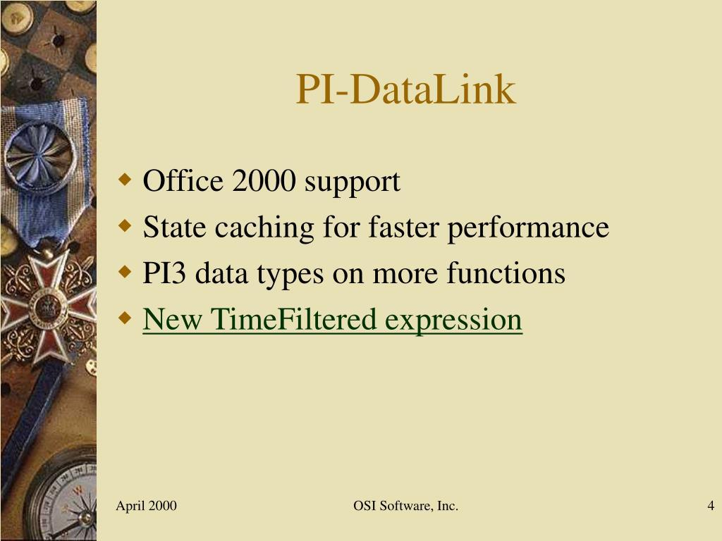 PI-DataLink