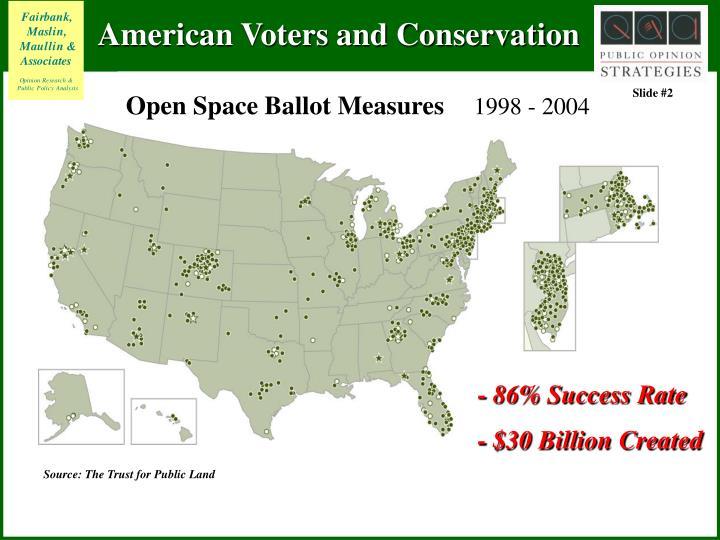 Open space ballot measures 1998 2004