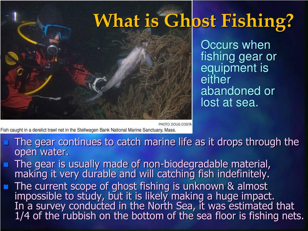 What is Ghost Fishing?