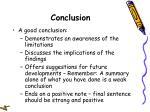 conclusion29