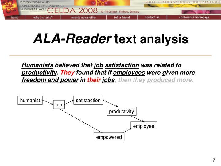 ALA-Reader