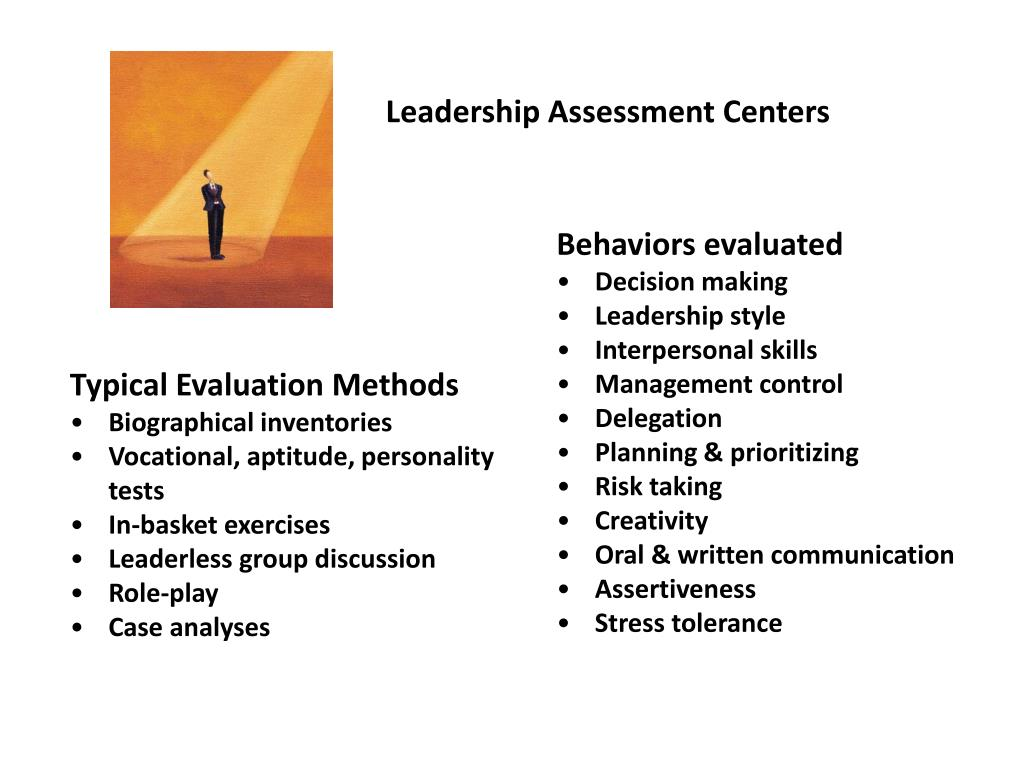 PPT - Leadership Talent Selection PowerPoint Presentation - ID:159489