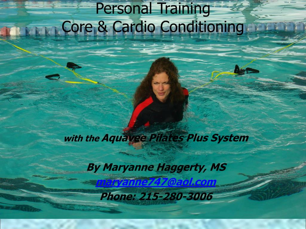 personal training core cardio conditioning l.