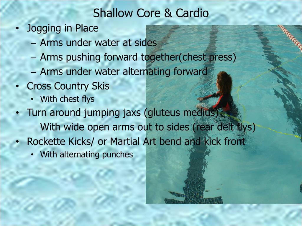 Shallow Core & Cardio