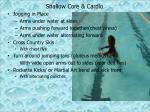 shallow core cardio