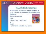 aqa gcse science4