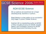 aqa gcse science8