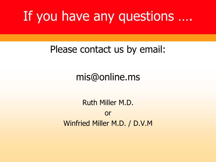 Please contact us by email: