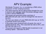 apv example22