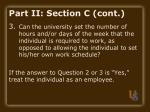part ii section c cont42