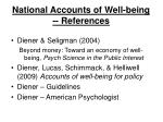 national accounts of well being references