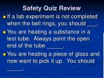 safety quiz review4