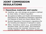 joint commission regulations1