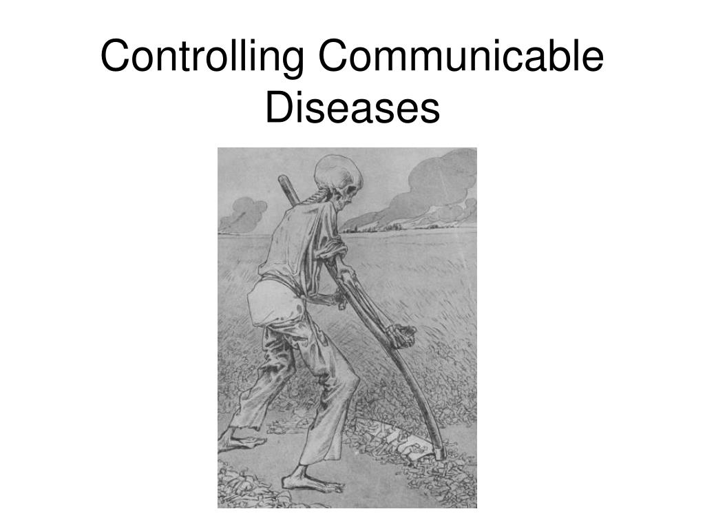 controlling communicable diseases l.