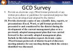 gcd survey26