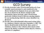 gcd survey28