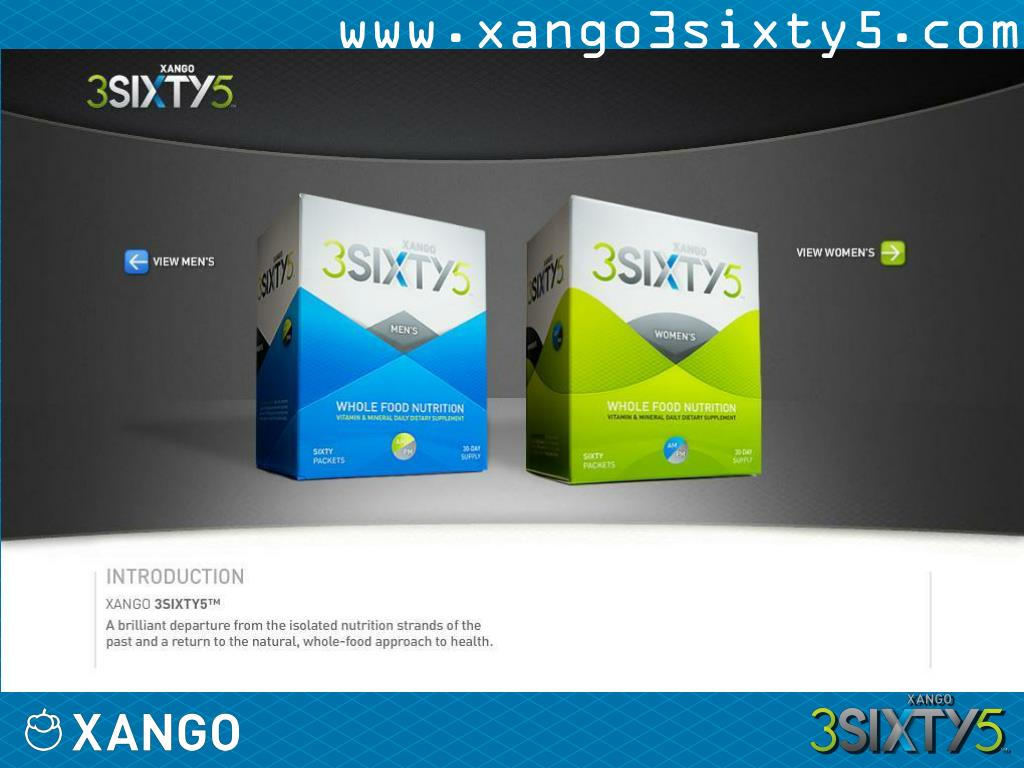 www.xango3sixty5.com
