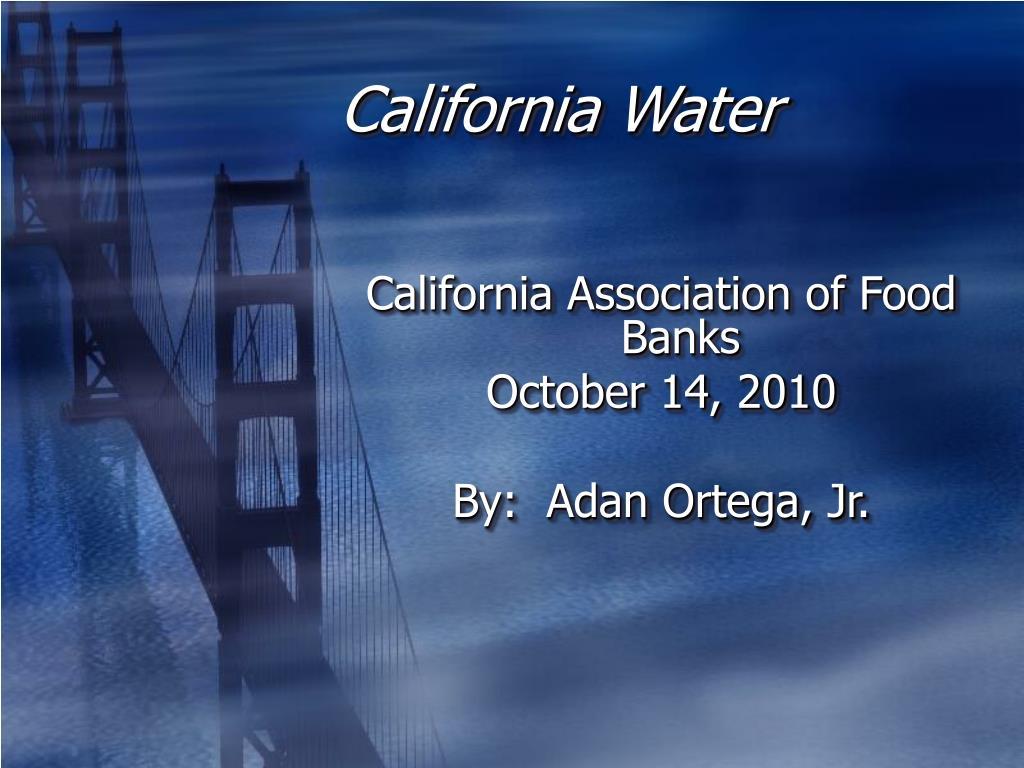 california water l.