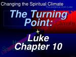 the turning point39