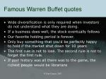 famous warren buffet quotes