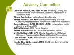 advisory committee4