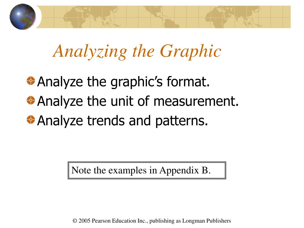 Analyzing the Graphic