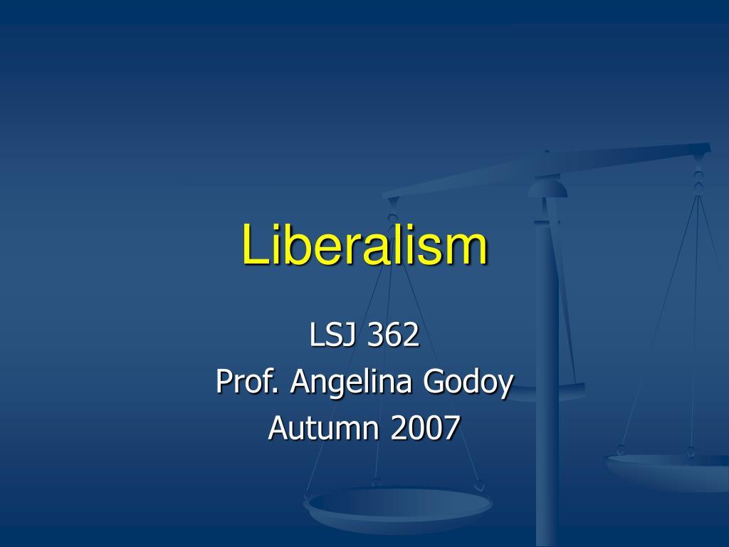 liberalism l.