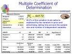 multiple coefficient of determination25