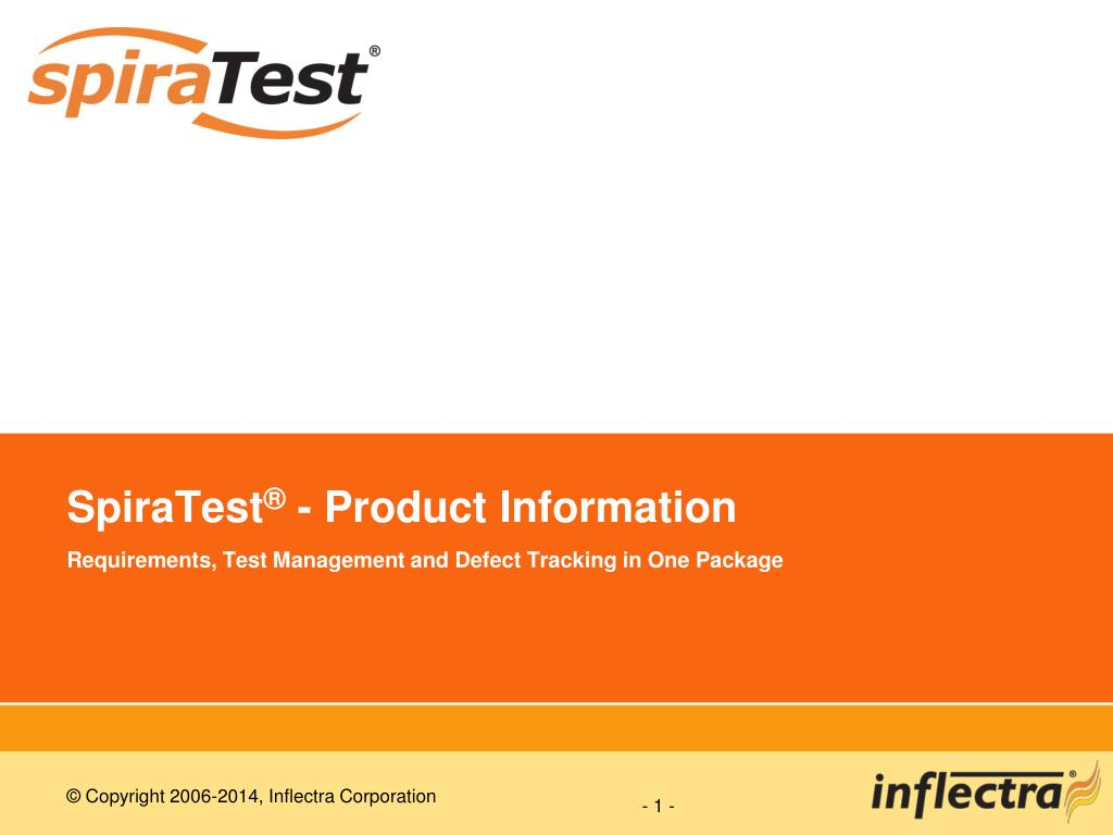 spiratest product information l.