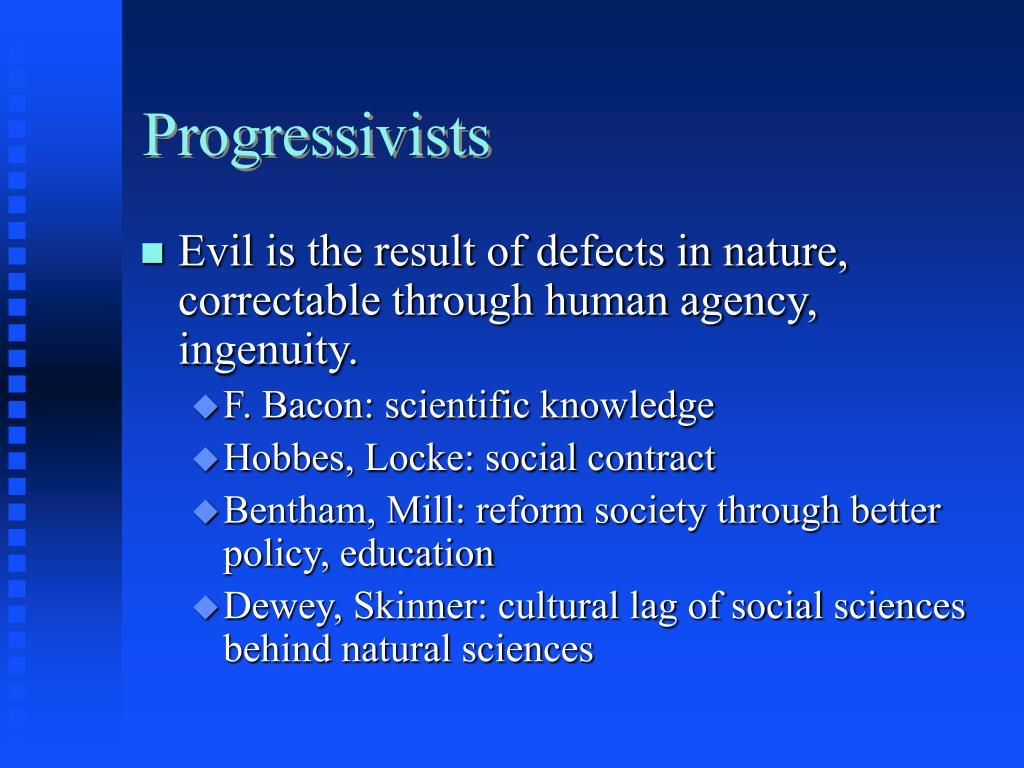 Progressivists