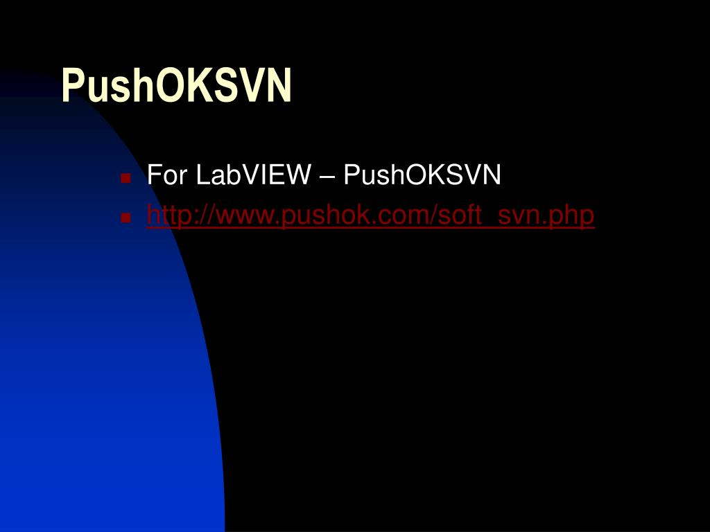 PushOKSVN