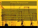 flinn resources