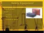 safety equipment14