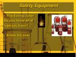 safety equipment15
