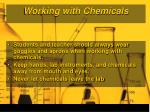 working with chemicals20