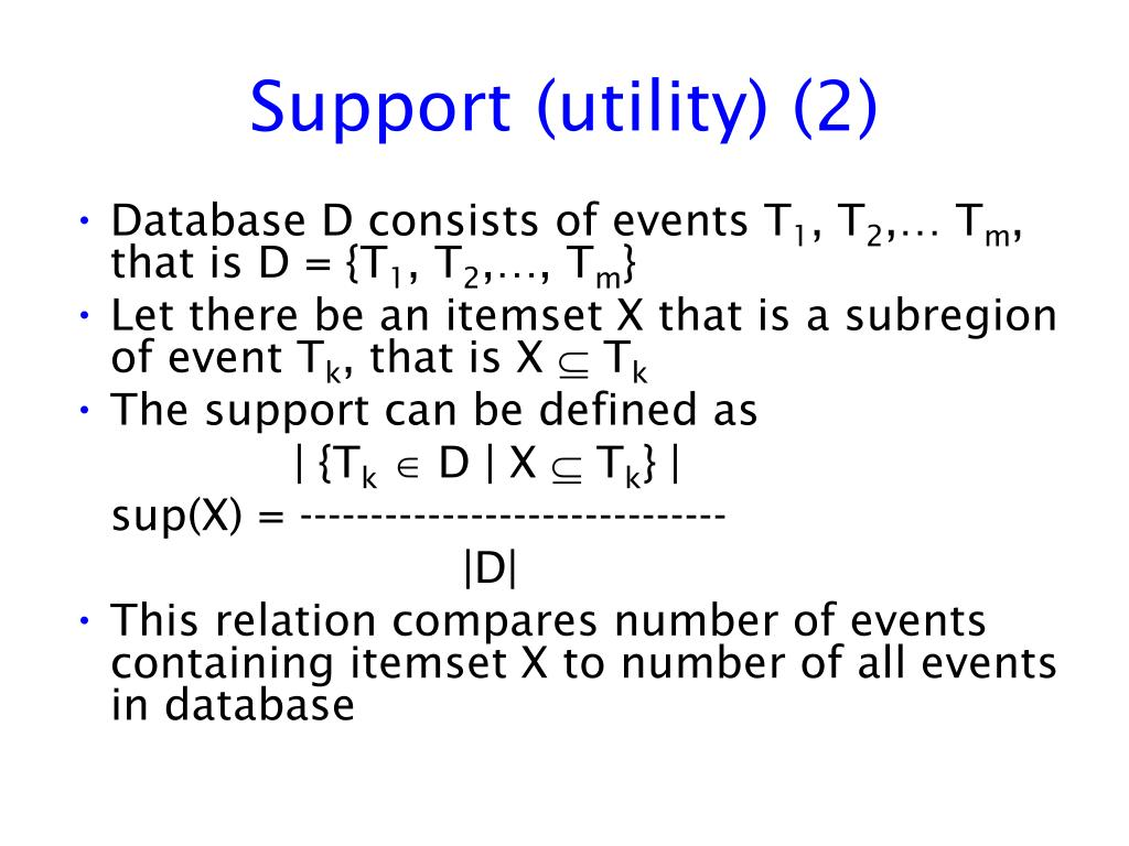 Support (utility) (2)